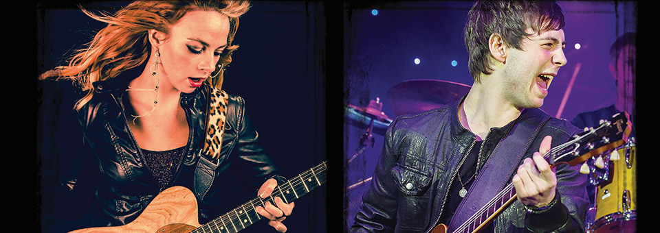 Samantha Fish og Laurence Jones (udsolgt)