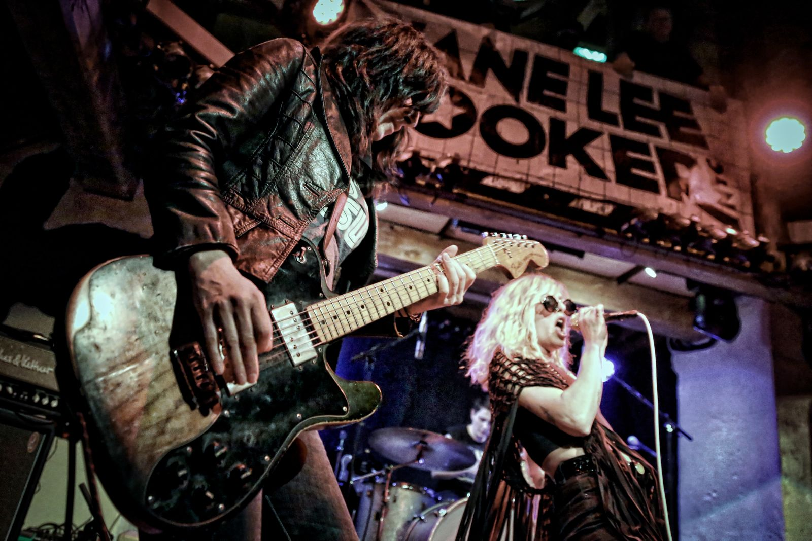 Jane Lee Hooker band
