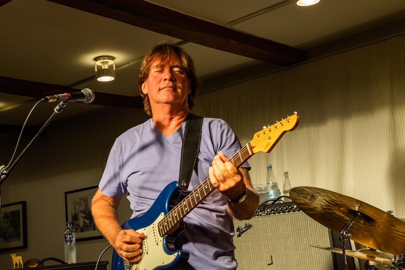 Carl Verheyen m. band (USA)